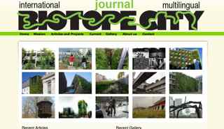 Biotope City Journal